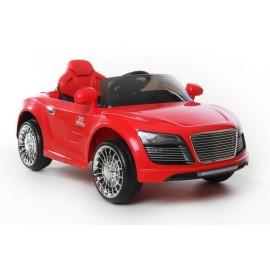 voiture électrique roadster style R8 blanche - voiture électrique pour enfant