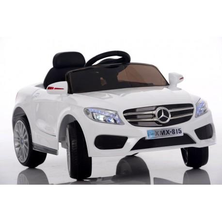 Roadster Style SL 12V blanche - voiture électrique pour enfants