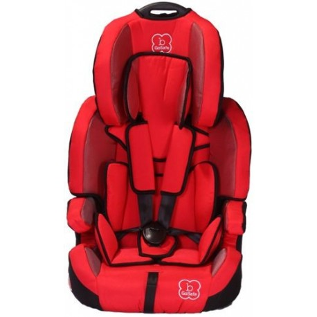 Siège auto Go Safe inclinable rouge groupe 123 babygo
