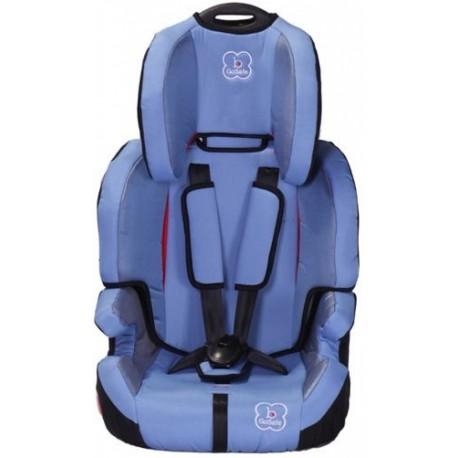 Siège auto Go Safe inclinable bleu groupe 123 babygo