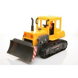 Bulldozer téléguidé pour enfant - jouet pour enfant