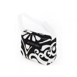 Sac à tétines black and white