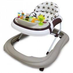 Trotteur pour bébé Etoile Marron