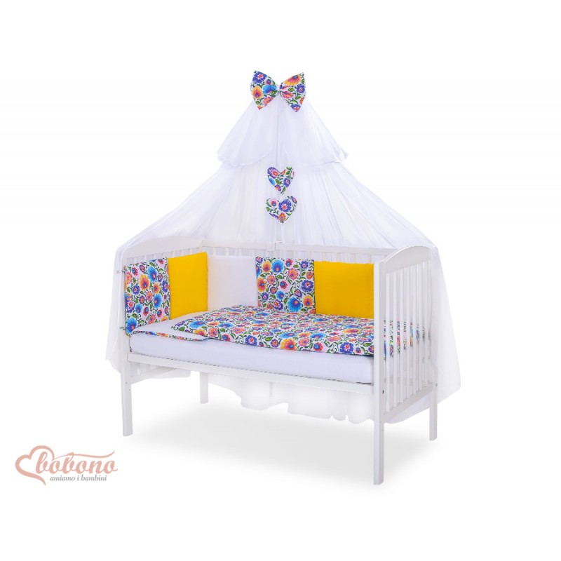 parure de lit b b compl te color mix lit enfant avec matelas. Black Bedroom Furniture Sets. Home Design Ideas
