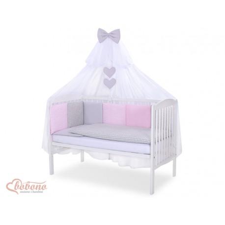 Parure de lit bébé complète Color mix Set 6