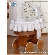 Berceaux pour bébé motifs fleurs