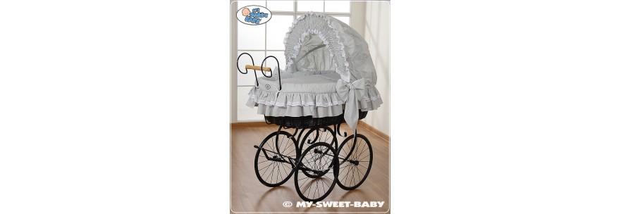Berceaux pour bébé rétro