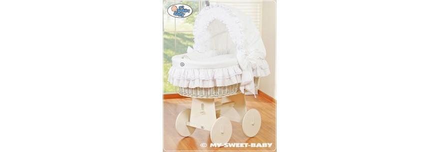 Berceaux pour bébé drapé