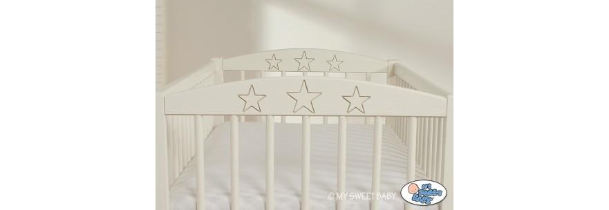 Lit bébé étoile