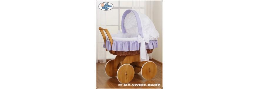 Berceaux pour bébé poignée