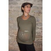 T Shirt de grossesse