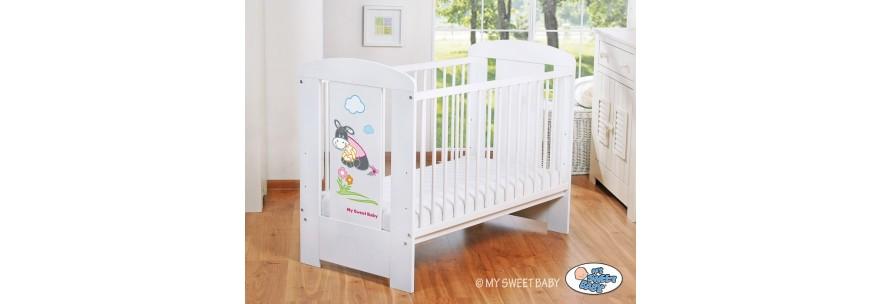 Lit pour b b motif ne mobilier chambre pour enfant - Bebe de l ane ...
