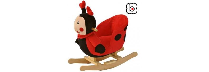 Bascule Rocking chair pour bébé