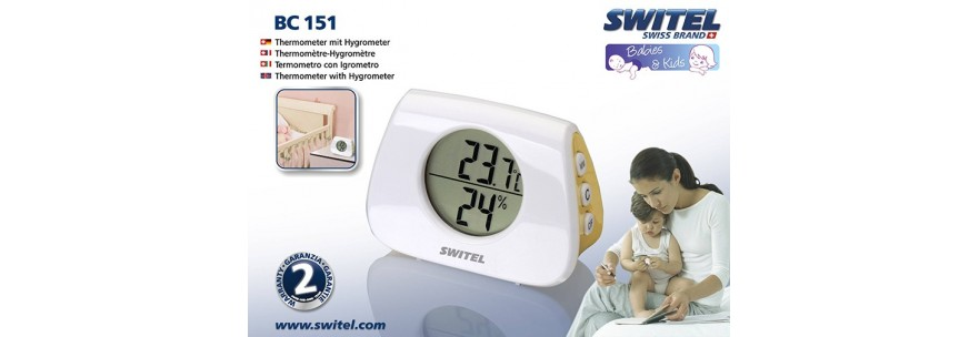 Thermomètre, hygromètre
