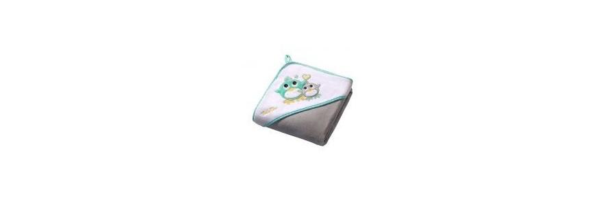 serviette de bain pour bébé
