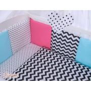 Parure de lit pour bébé Color Mix