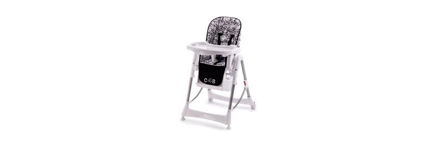 Chaise haute, siège de table