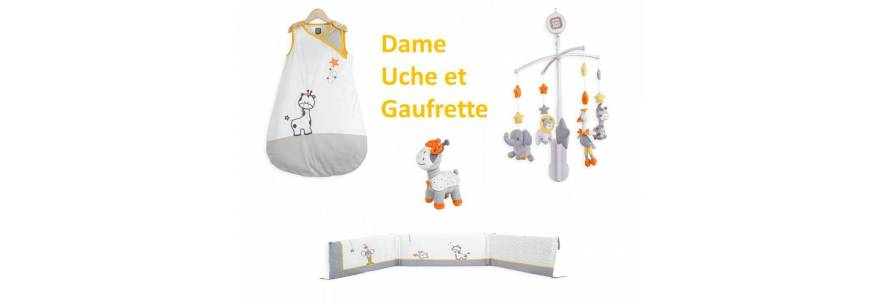 Collection Dame Uche et Gaufrette