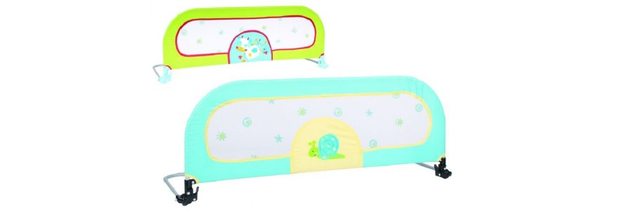Barrières de lit bébé