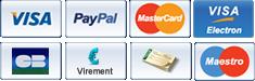 Paiement Sécurisé SSL avec CybertMut (Crédit Mutuel & CIC)